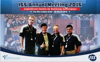 ISS Annual Meeting 2015, The Ritz Carlton Hotel, Jakarta 28 Februari 2015 - Bambang Syumanjaya latest-update