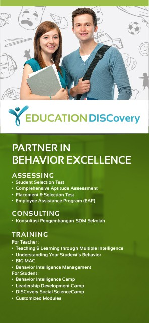 Education DISCovery - Bambang Syumanjaya services